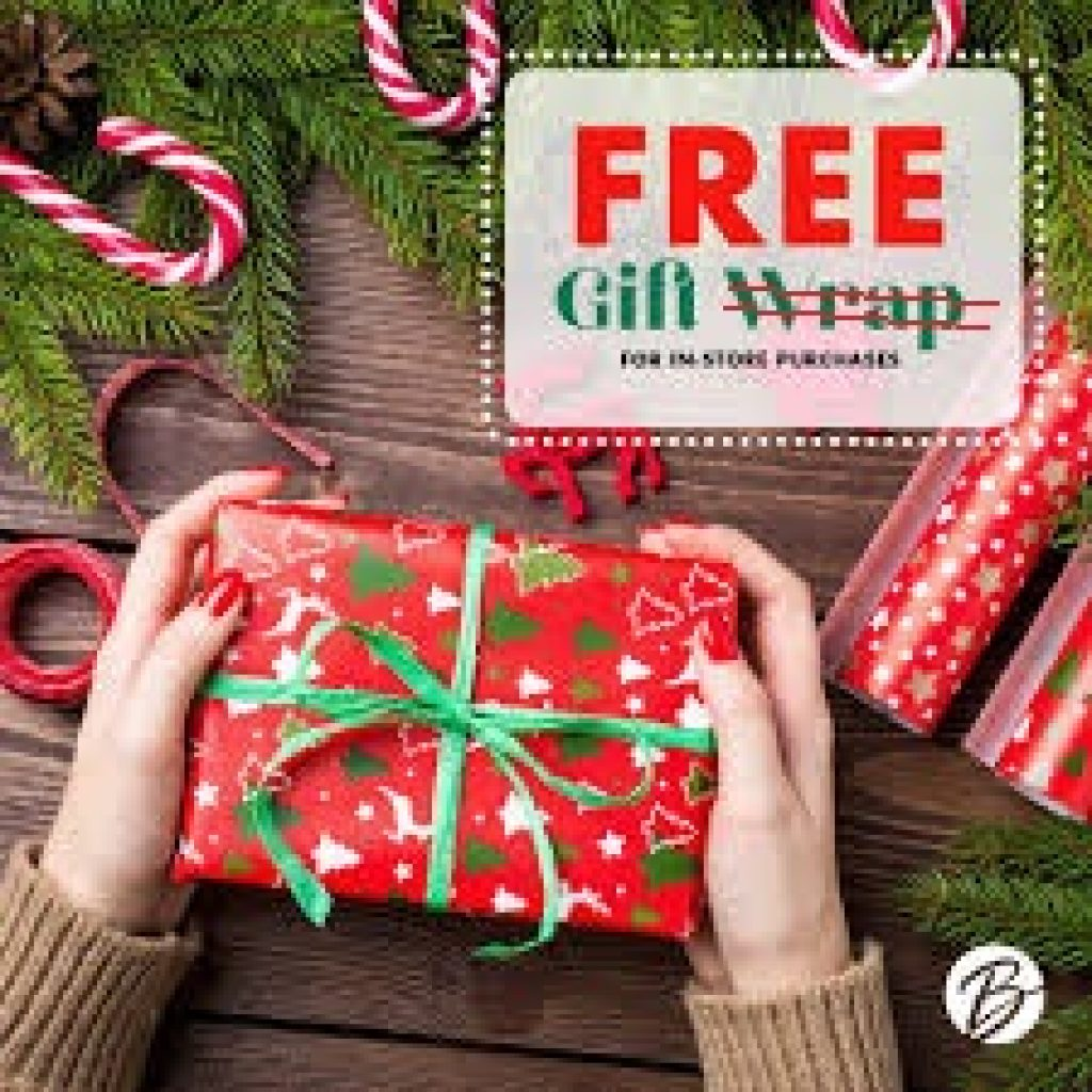 Offer Free Gift